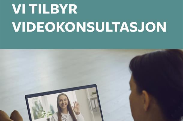 Videokonsultasjon